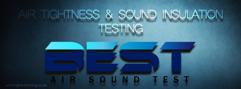 Air Testing Northampton / Sound Test Northampton / Air pressure Testing / Air leakage Testing / Air Sound Test / Sap & EPC's